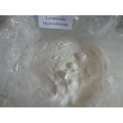 Levamisole Hydrochloride Levamisole HCl anthelmintic (anti-worm) pharmaceutical powder