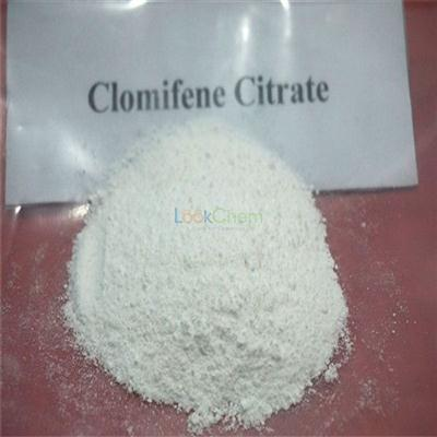 Factory hot sale Clomifene Citrate Clomid Pure Raw Steroid Powder