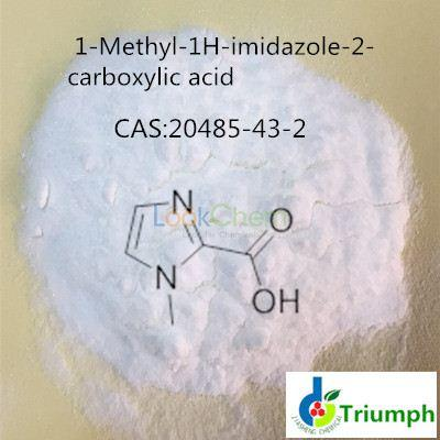 1-Methyl-1H-imidazole-2-carboxylic acid|20485-43-2