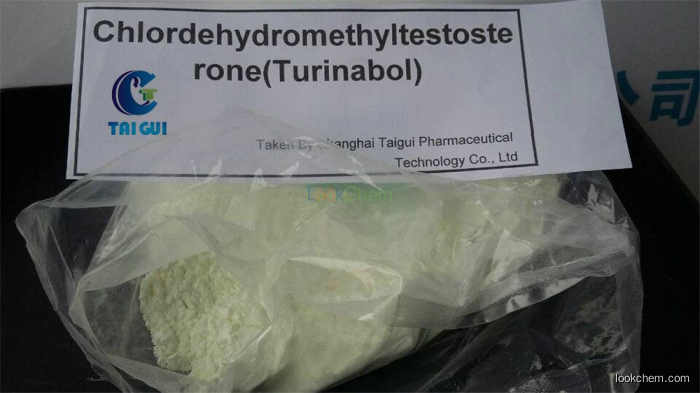 Fat Loss and Muscle Gain Raw Steroid Powder Oral Turina-bol TBOL testosterone