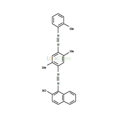 (1Z)-1-[[2,5-dimethyl-4-[(2-methylphenyl)diazenyl]phenyl]hydrazinylidene]naphthalen-2-one