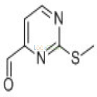 1074-68-6 2-METHYLSULFANYL-PYRIMIDINE-4-CARBALDEHYDE