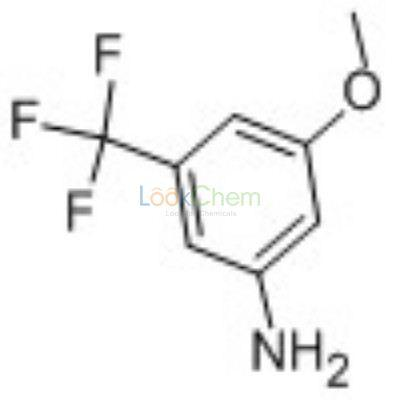 349-55-3 3-Methoxy-5-(trifluoromethyl)aniline