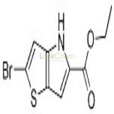 238749-50-3 ethyl 2-bromo-4H-thieno[3,2-b]pyrrole-5-carboxylate