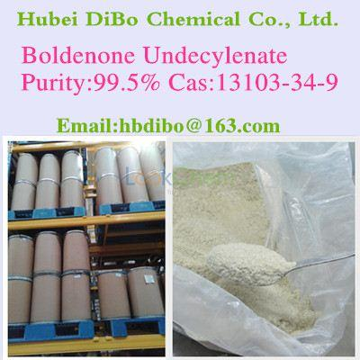 Yellow Liquids / Boldenone Undecylenate/CAS 13103-34-9/Quality supplier