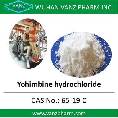 Factory bulk supply Yohimbine hydrochloride purity 99% for sexual enhancement