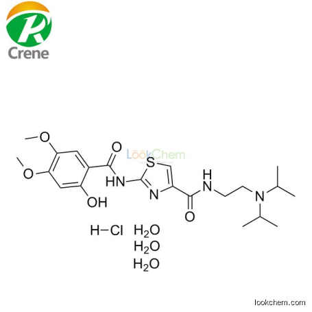 Acotiamide hydrochloride trihydrate 773092-05-0
