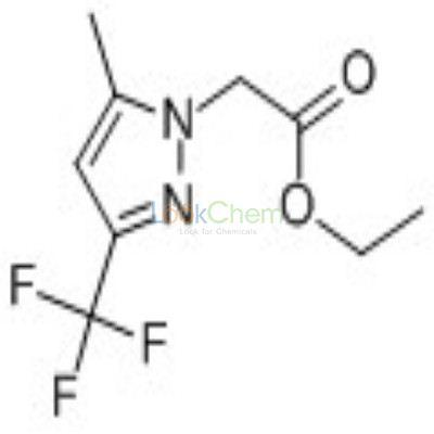 299405-24-6 (5-METHYL-3-TRIFLUOROMETHYL-PYRAZOL-1-YL)-ACETIC ACID ETHYL ESTER