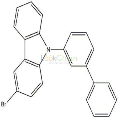 1428551-28-3 9-([1,1'-biphenyl]-3-yl)-3-broMo-9H-carbazole