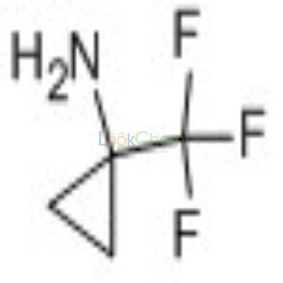 112738-67-7 1-(TRIFLUOROMETHYL)CYCLOPROPANAMINE