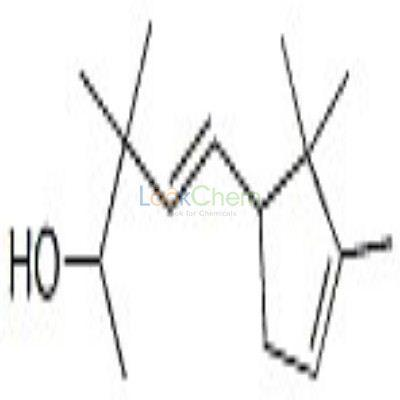107898-54-4 3,3-Dimethyl-5-(2,2,3-trimethyl-3-cyclopenten-1-yl)-4-penten-2-ol