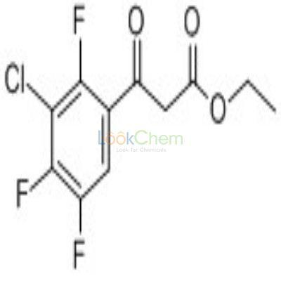 101987-86-4 ETHYL 3-(3-CHLORO-2,4,5-TRIFLUOROPHENYL)-3-OXOPROPANOATE