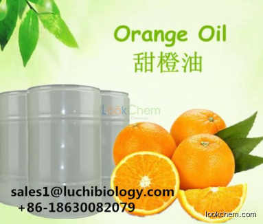 100% Pure Natural Distilled Orange Peel Oil/ Cold Pressed Sweet Orange Oil