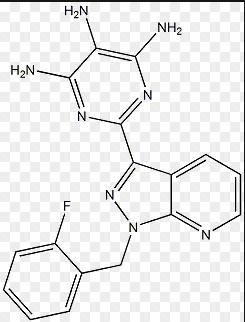 Best supplier2-{1-[(2-fluorophenyl)methyl]-1h-pyrazolo[3,4-b]pyridin-3-yl}pyrimidine-4,5,6-triamine
