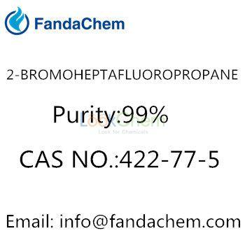 2-BROMOHEPTAFLUOROPROPANE 99%,cas:422-77-5 from fandachem