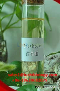 Anethole Wholesale Food Flavour with Cheap Price CAS NO.104-46-1