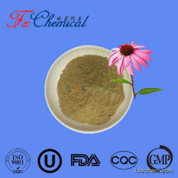 Echinacea extract Chicoric acid 2%, 4% CAS 70831-56-0 supplied by manufacturer