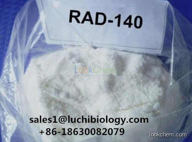 Oral Sarms Testolone Rad140 CAS: 1182367-47-0 to Treat Muscle Wasting