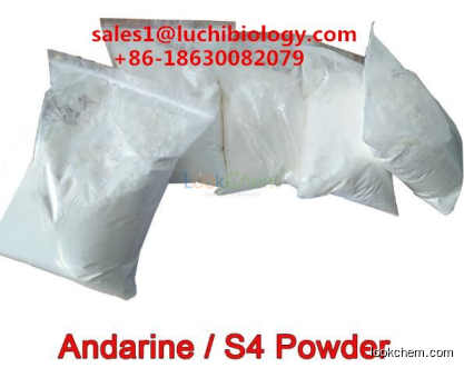 Raw Powder Andarine (S-4) Sarms-S4 Muscle-Building