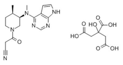 Tofacitinib citrate CP-690550 high purity 99.9%, low price, in stock, free sample