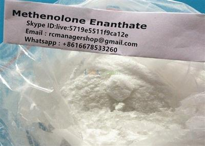 High purity Enterprise Standard Metheolone Enanthate Primobolan Muscle Building Powder CAS 303-42-4