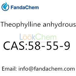 Theophylline anhydrous(Theophyllinum;Theolair, Slo-Bid), CAS:58-55-9 from fandachem