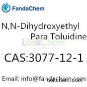 2,2′-(4-Methylphenylimino)diethanol;p-Tolyldiethanolamine CAS: 3077-12-1 from FandaChem