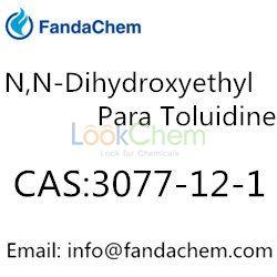p-Tolyldiethanolamine(2,2'-[(4-Methylphenyl)imino]bisethanol;N-(p-Tolyl)diethanolamine) ,CAS: 3077-12-1 from fandachem