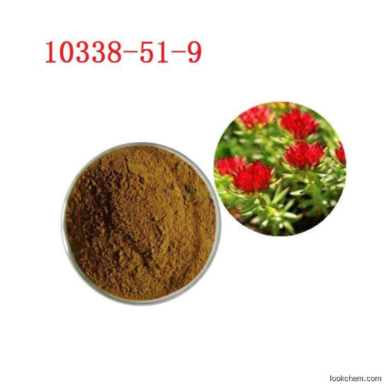 Chinese supplier Rhodiola Rosea Extract Salidroside powder CAS 10338-51-9
