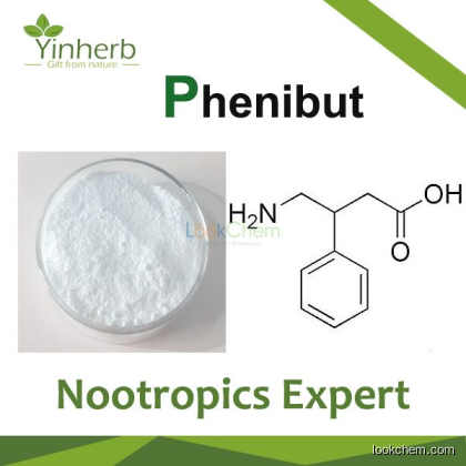 Phenibut Nootropics powder(1078-21-3)