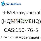 4-Methoxyphenol(Leucodine b;4-methoxy-pheno),CAS:150-76-5 from fandachem