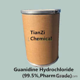 High purity Guanidine hydrochloride with high quality