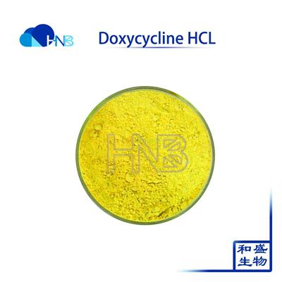 Doxycycline Hcl hydrochloride CAS NO 24390-14-5