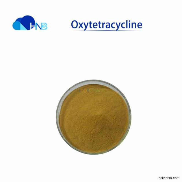 Oxytetracycline hcl Terramycin cas 2058-46-0