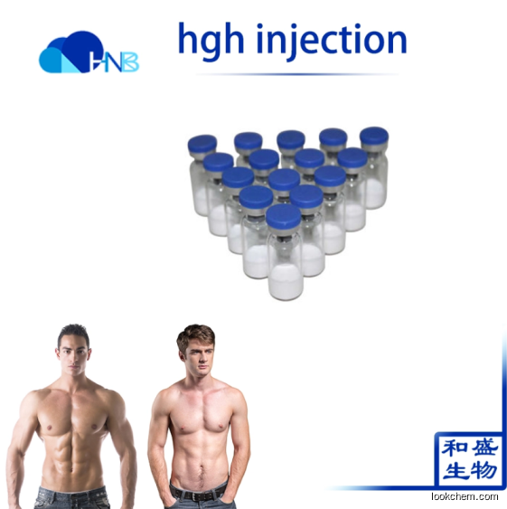 10iu HGH 191aa Human Growth Hormone For Body Building