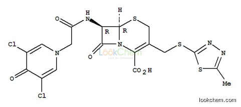 Cefazedone in stock CAS NO.56187-47-4 CAS NO.56187-47-4