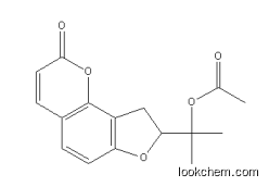 Columbianetin acetate
