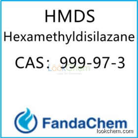 Hexamethyldisilazane;HMDS CAS:999-97-3 from FandaChem