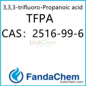 3,3,3-Trifluoropropionic acid;TFPA cas 2516-99-6 from FandaChem(2516-99-6)