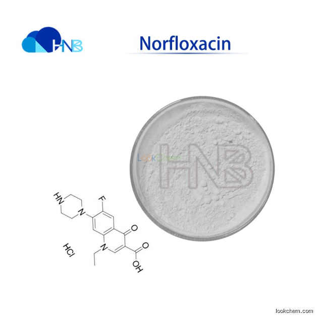 Factory supply best price Norfloxacin
