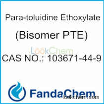 Para-toluidine Ethoxylate (Bisomer PTE), CAS No: 103671-44-9 from FandaChem