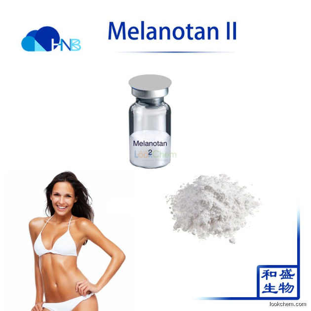 Manufacturer supply Melanotan II Cas 121062-08-6