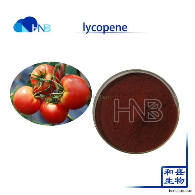 HNB Factory Supply  high quality Lycopene capsules CAS No.:502-65-8