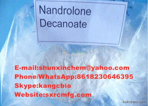 Nandrolone Decanoate FOR MUSCLE BUILDING CAS NO 360-70-3