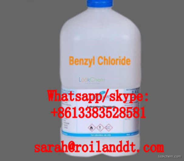 manufacturer supply Benzyl Chloride 99% min. purity CAS NO.100-44-7