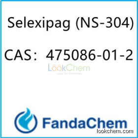 Selexipag ;NS-304 CAS:475086-01-2  from fandachem