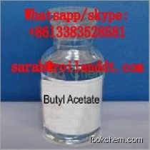 Factory Supply Butyl Acetate Cas No.:123-86-4 C6H12O2
