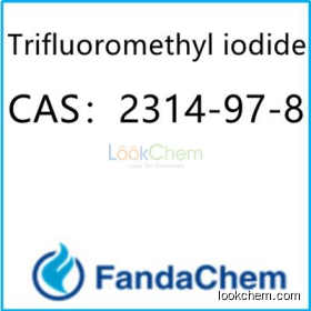 Trifluoromethyl iodide 85% 99.5% cas: 2314-97-8 from FandaChem(2314-97-8)