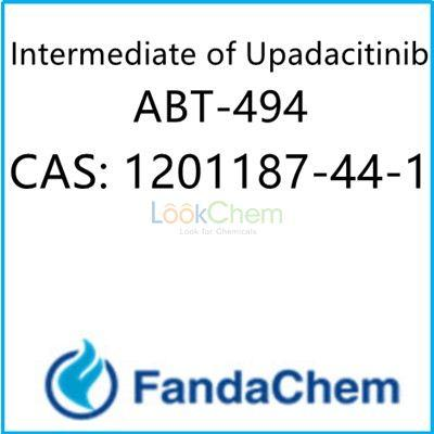 Intermediate of Upadacitinib (ABT-494) CAS 1201187-44-1 from fandachem