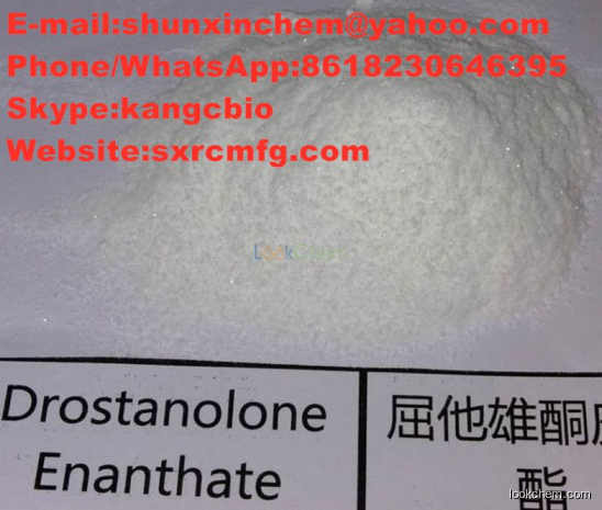 Drostanolone Enanthate Manufacturer in China